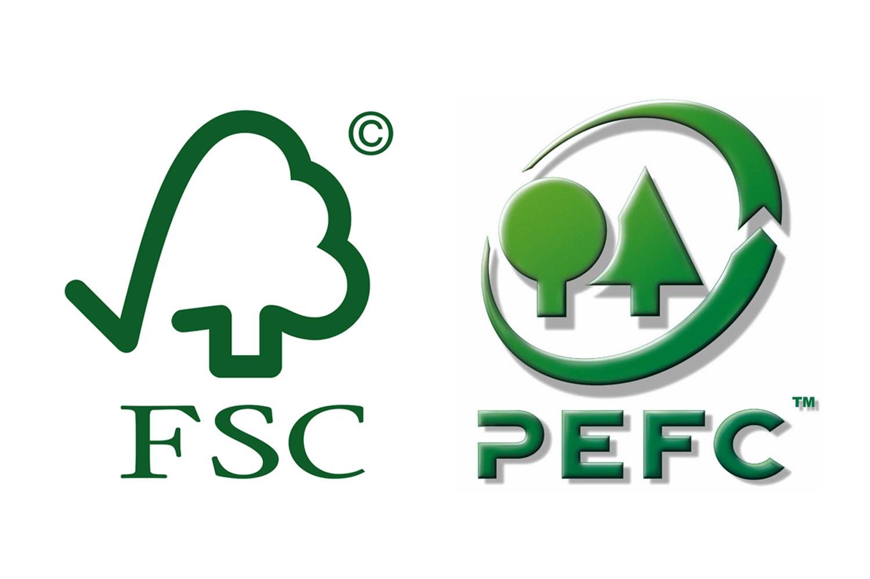 FSC-PEFC logo